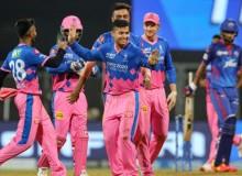 आइपीएलमा राजस्थान रोएल्स ६ विकेटले विजयी