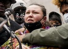 अश्वेत मारिएपछि अमेरिकामा तनाव : दुई सहरमा कर्फ्यु, ४० प्रदर्शनकारी पक्राउ