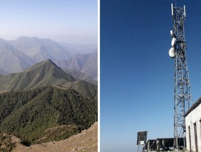 बझाङमा बिहीबार मध्यरातीदेखि नेपाल टेलिकमको फोन र इन्टरनेट सेवा अवरुद्ध