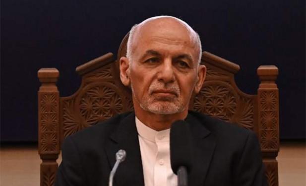 अफगानी राष्ट्रपति असरफ घानीले देश छाडे